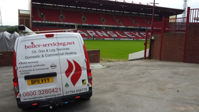 Boiler-Servicing.net at Oakwell